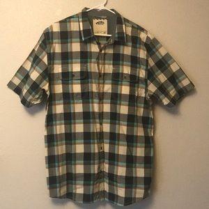 Vans XL Checkered Button-down Shirt